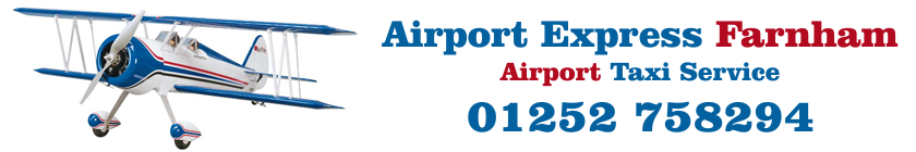 Aldershot Airport Taxi - Heathrow | Gatwick